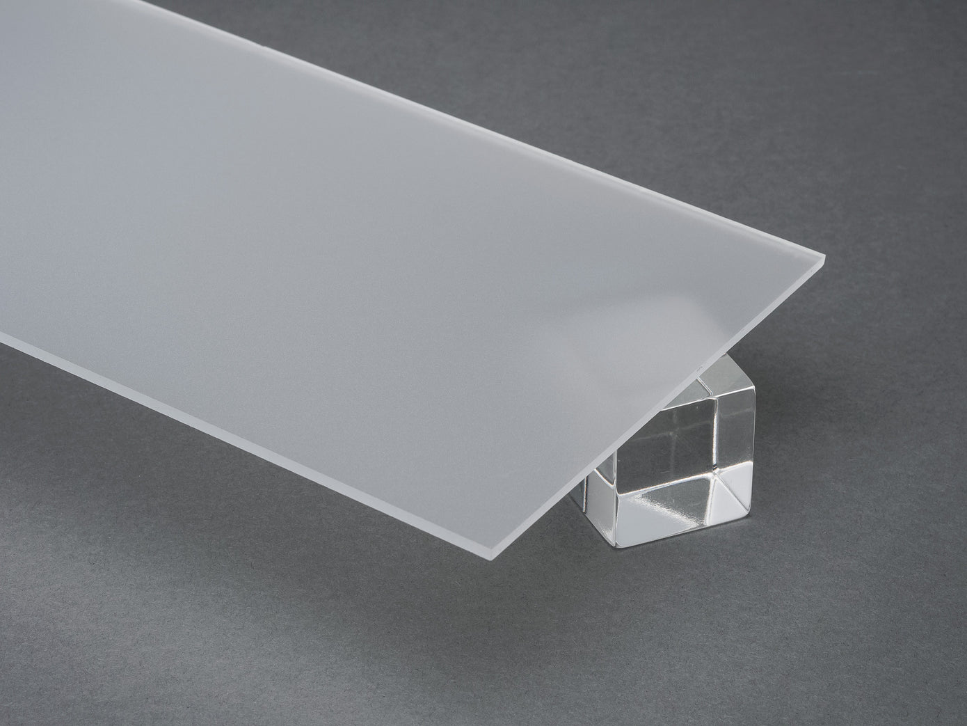 Frosted Satin Ice Acrylic Sheet – Canal Plastics Center