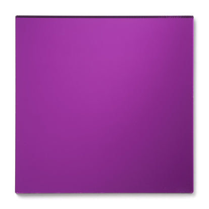 Purple Mirror Acrylic Sheet