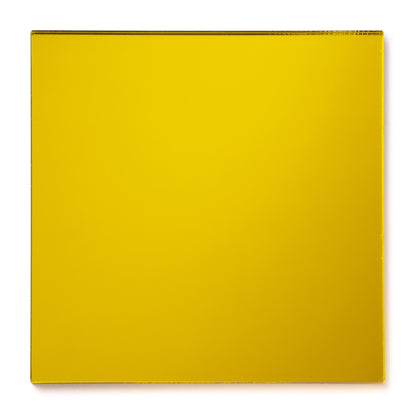 Yellow Mirror Acrylic Sheet