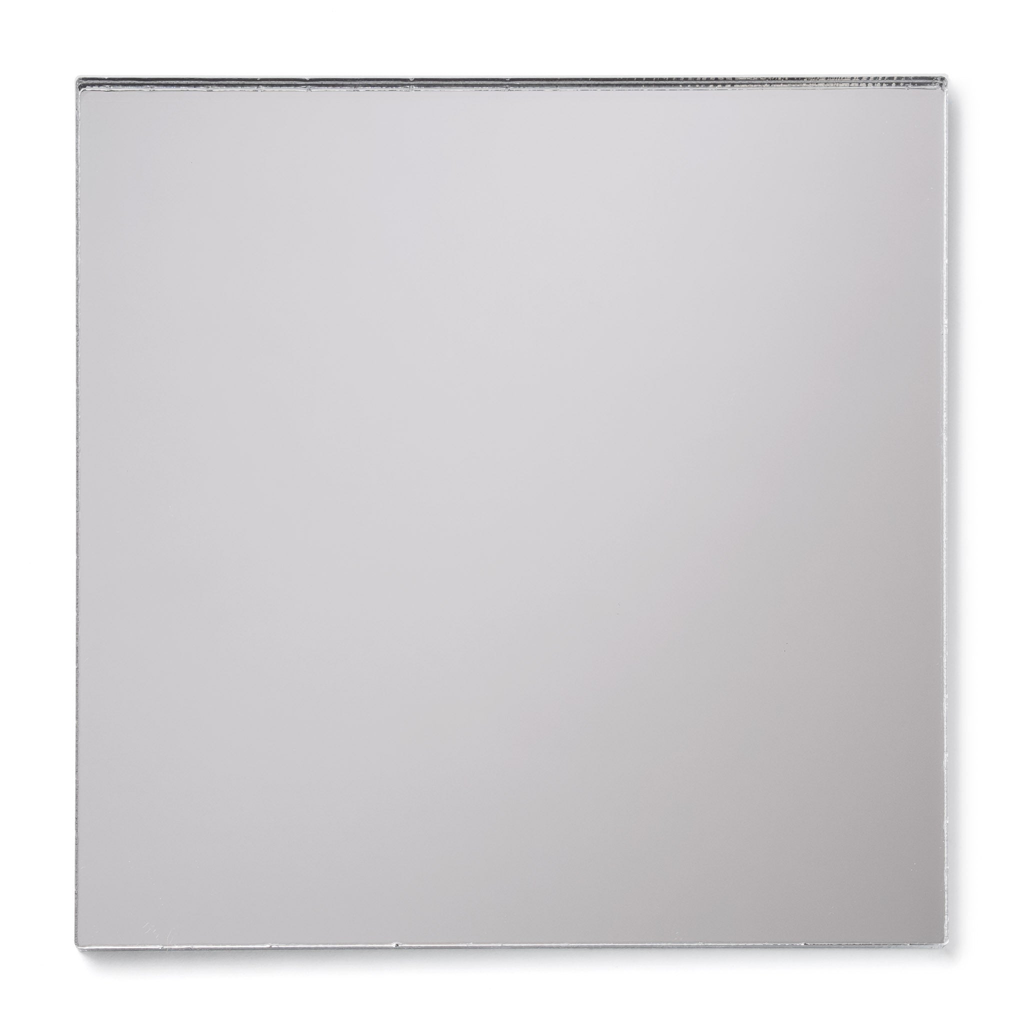 Silver Mirror Acrylic Plexiglass Sheet