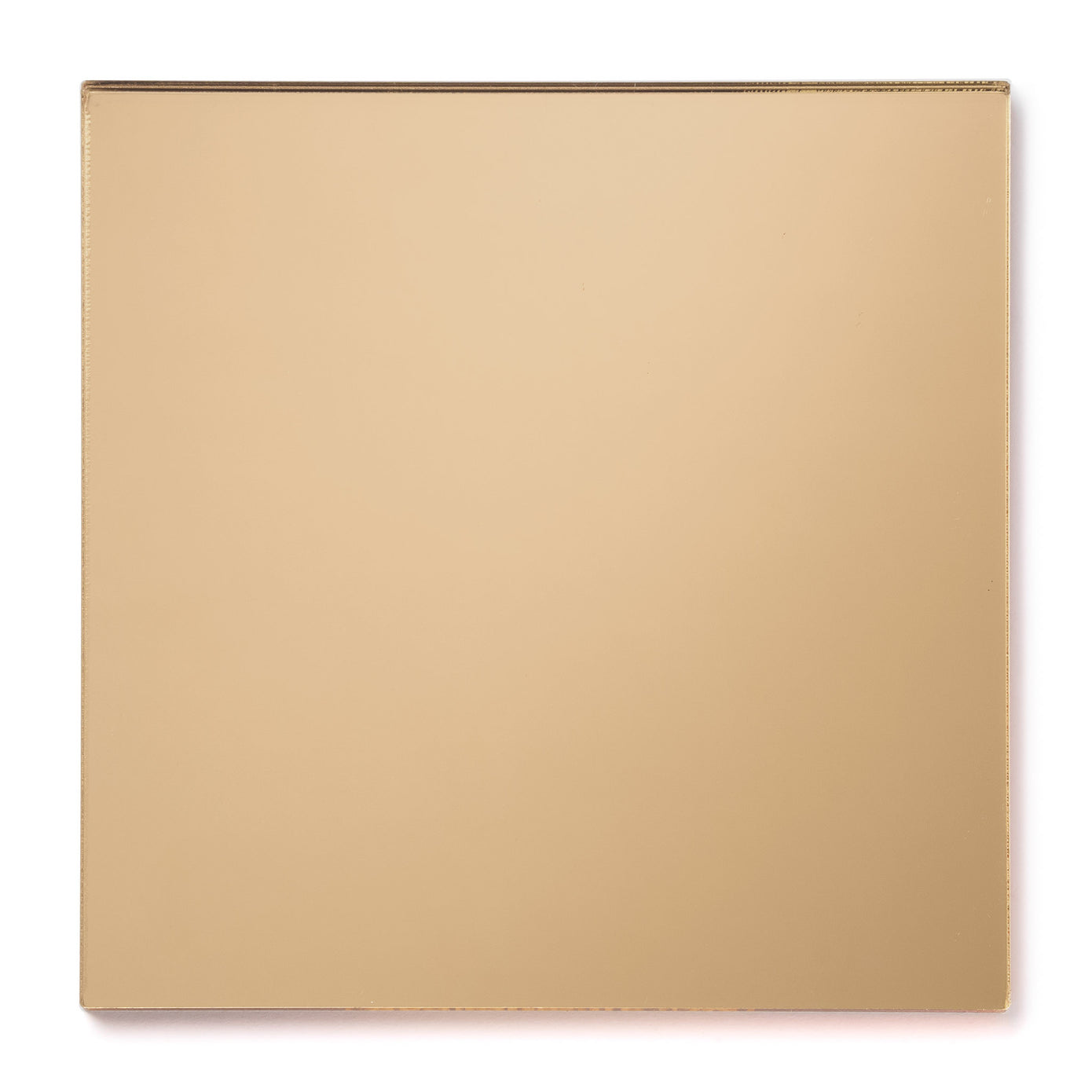 Gold Mirror Acrylic Sheet