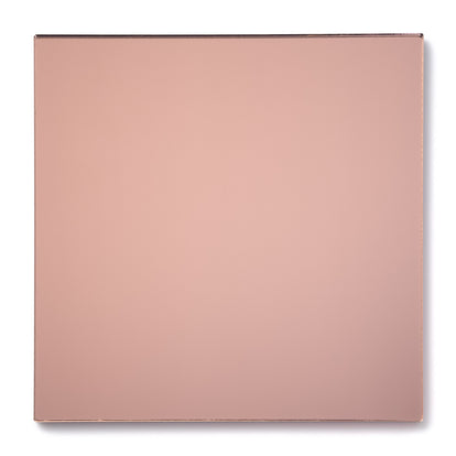 Rose Gold Mirror Acrylic Sheet