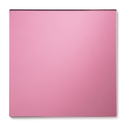 Pink Mirror Acrylic Sheet