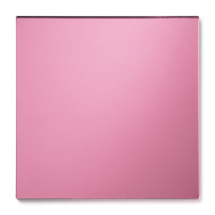 Pink Mirror Acrylic Plexiglass Sheet, color 1450