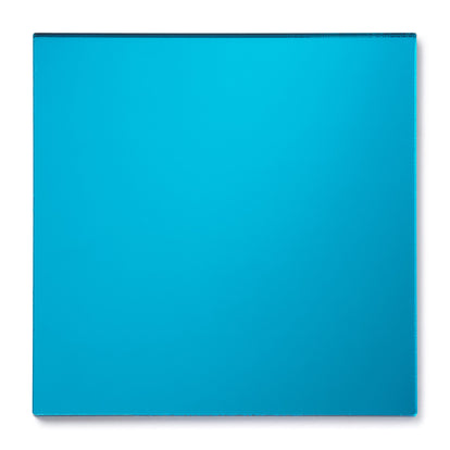 Blue Mirror Acrylic Sheet