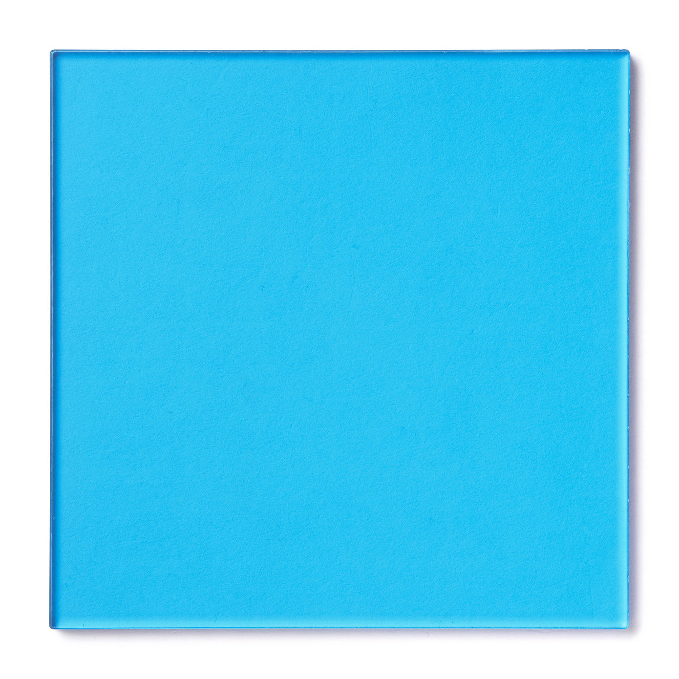 Light Blue Transparent Acrylic Sheet Canal Plastics Center