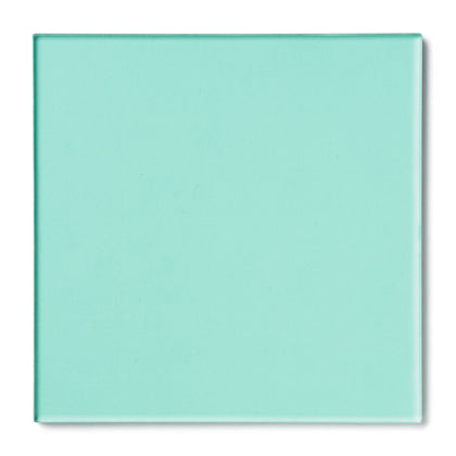 Light Green Transparent Acrylic Plexiglass Sheet, color 2111