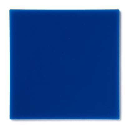 Dark Blue Opaque Acrylic Sheet