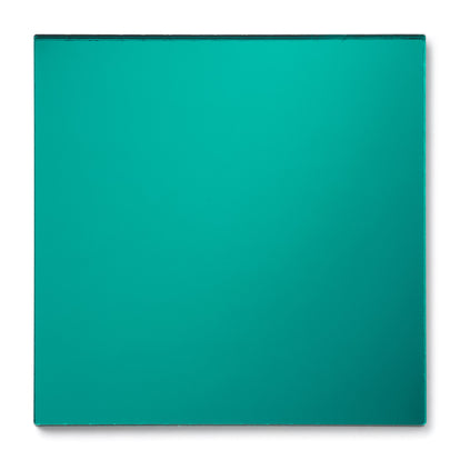 Teal Mirror Acrylic Sheet