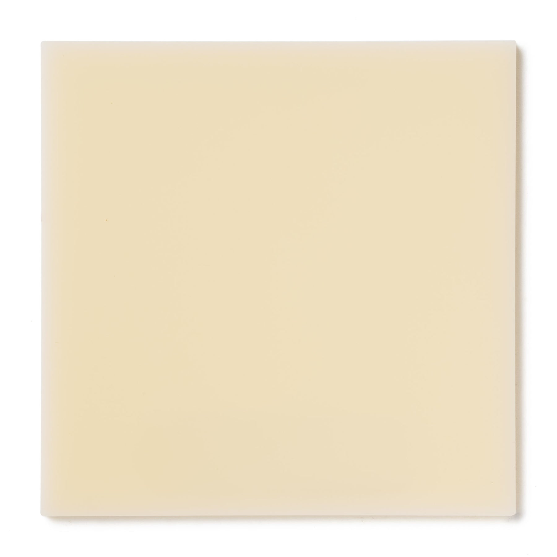 Ivory Opaque Acrylic Sheet – Canal Plastics Center
