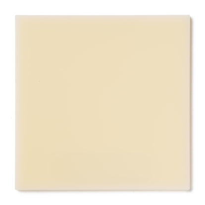 Ivory Opaque Acrylic Sheet