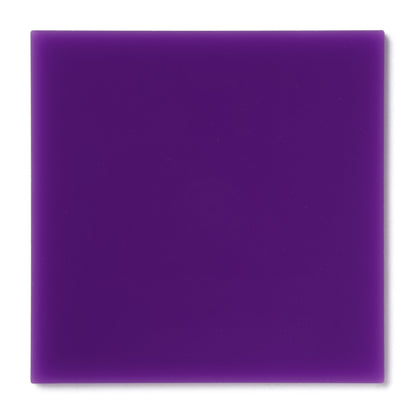 Purple Opaque Acrylic Sheet
