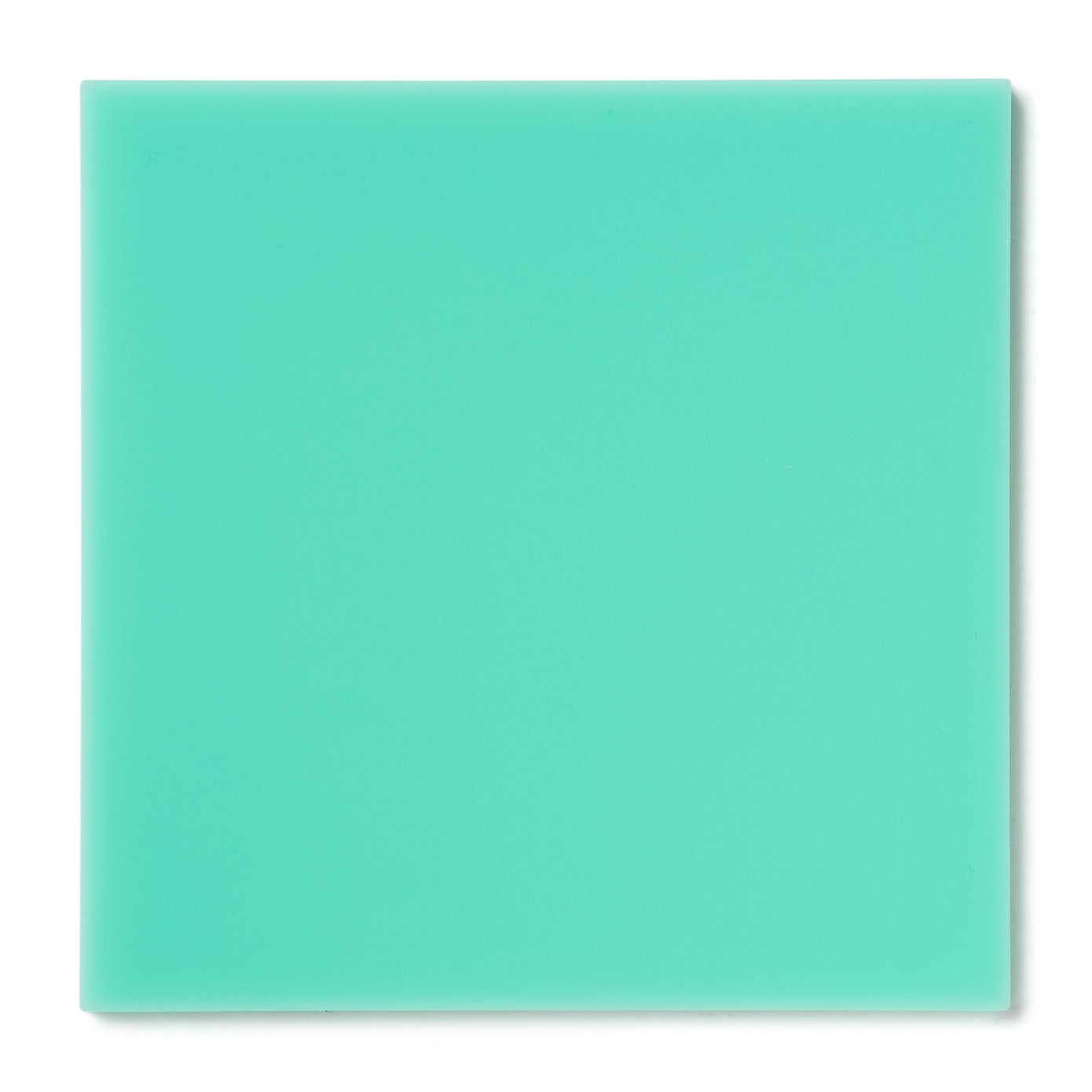 Turquoise Opaque Acrylic Sheet – Canal Plastics Center