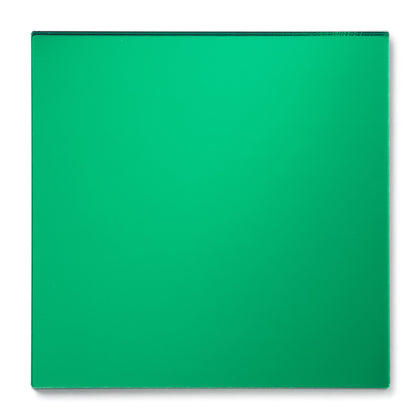 Green Mirror Acrylic Plexiglass Sheet, color 2414