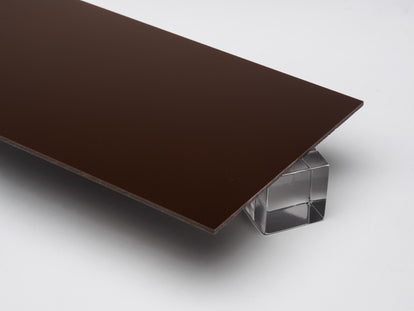 Brown Opaque Acrylic Sheet