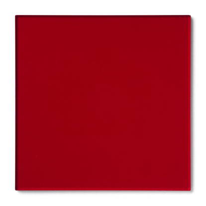 Red Transparent Acrylic Sheet