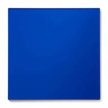 Dark Blue Mirror Acrylic Sheet
