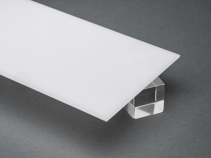 White Translucent Acrylic Sheet