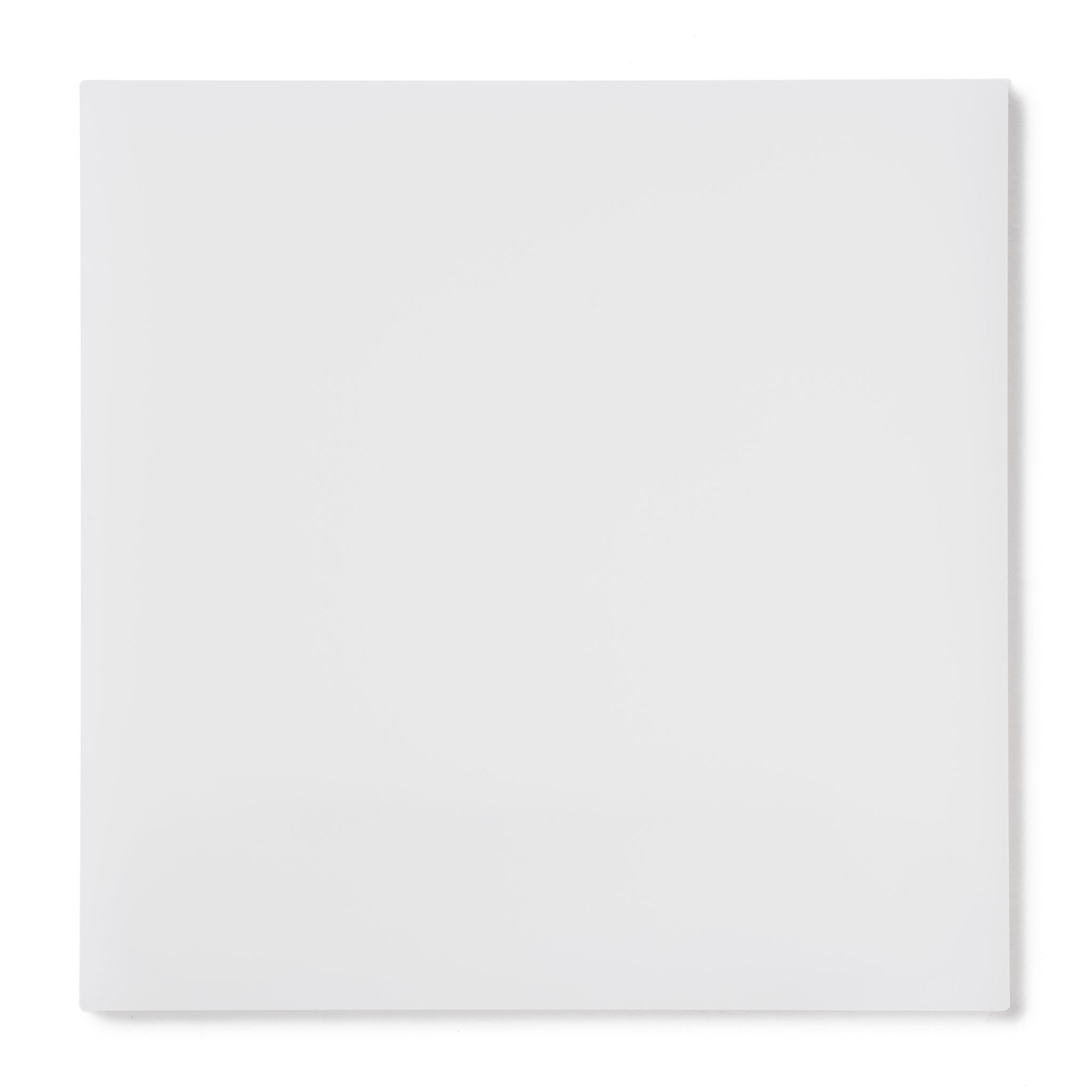 White Translucent Acrylic Plexiglass Sheet, color 2447