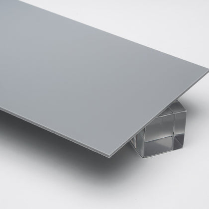 Gray Opaque Acrylic Sheet