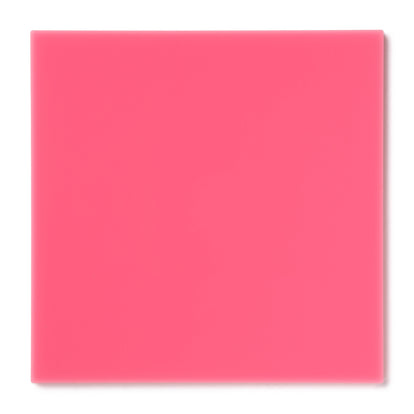 Pink Opaque Acrylic Sheet