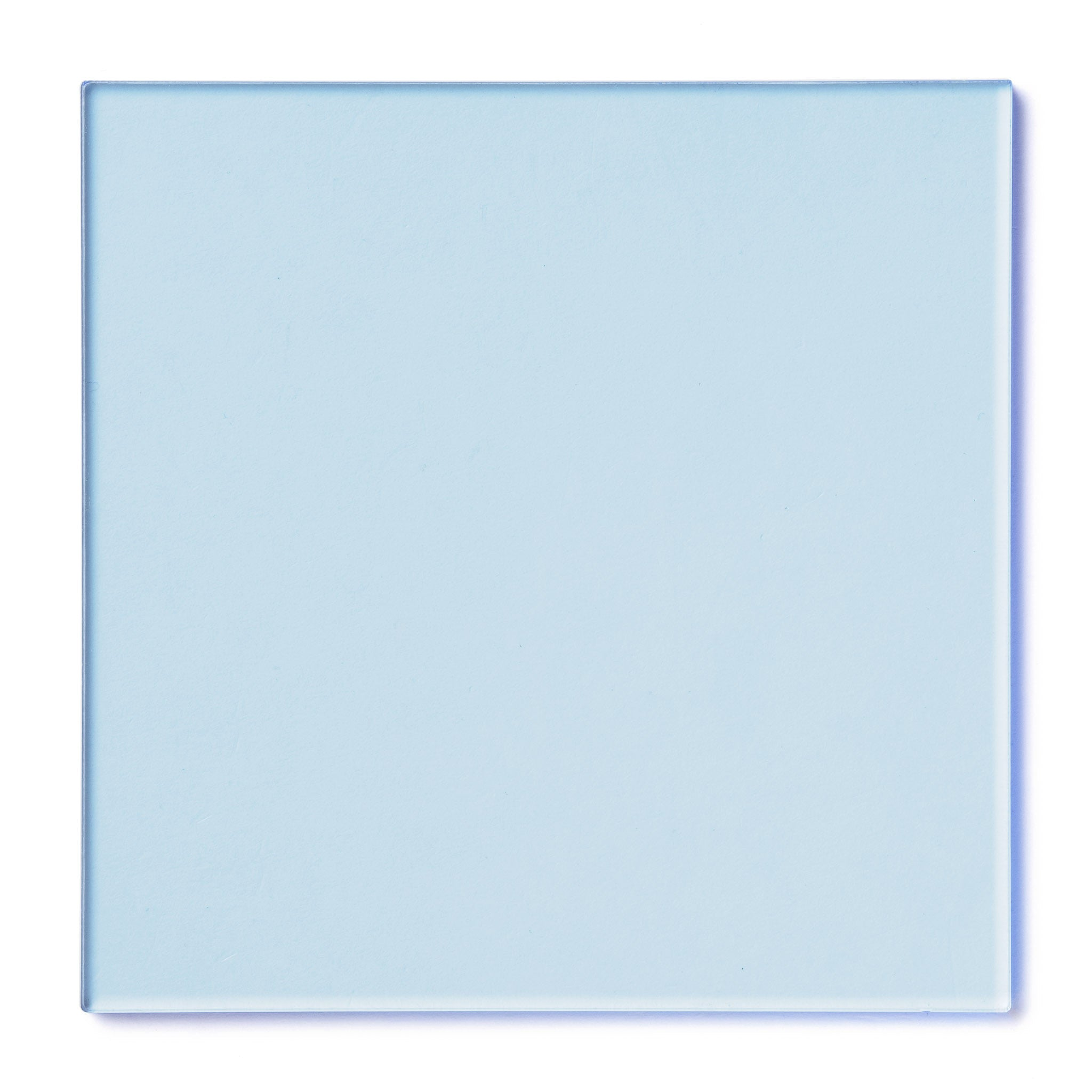 Blue Fluorescent Acrylic Plexiglass Sheet, color 5010