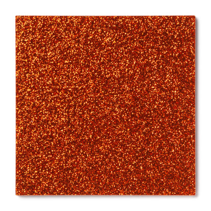 Copper Glitter Acrylic Sheet