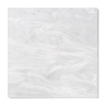 White Pearl Acrylic Sheet