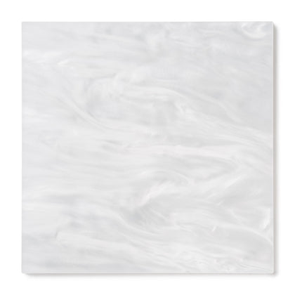 White Pearl Acrylic Plexiglass Sheet, color 9830