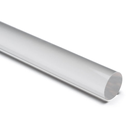 Clear Colorless Acrylic Rod