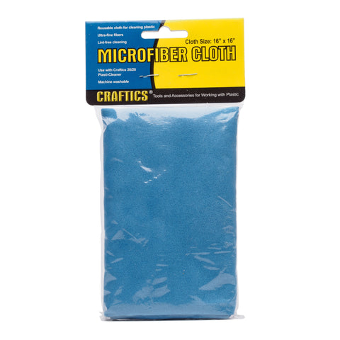 Craftics Microfiber Cleaning Cloth