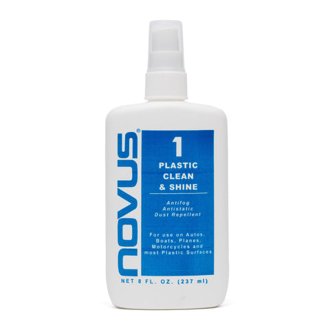 Novus 1 Plastic Clean & Shine