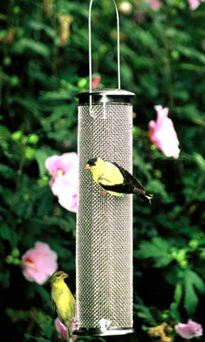 Aspects Nyjer Mesh Finch Feeder