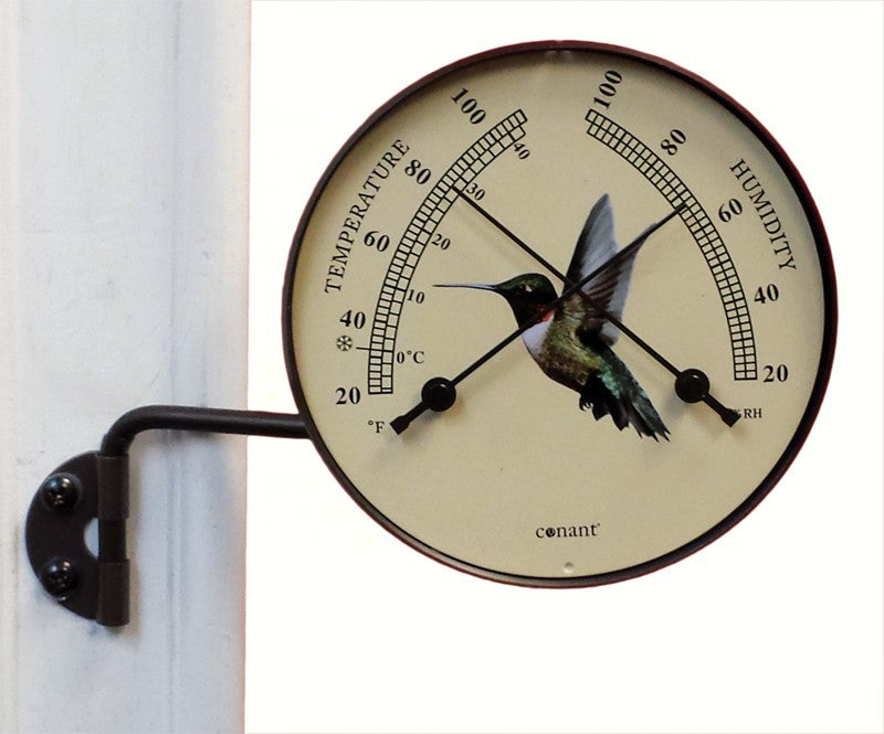 Hummingbird Designed Temperature and Humidity Weather Station
