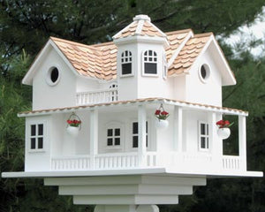 Home Bazaar Post Lane Cottage Bird House
