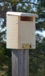 Coveside Sparrow-Resistant Eastern Bluebird House