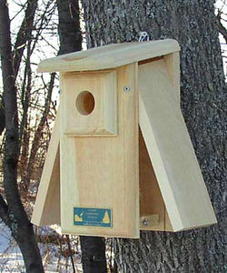 Coveside Premium Two-Sided Observation Bluebird House