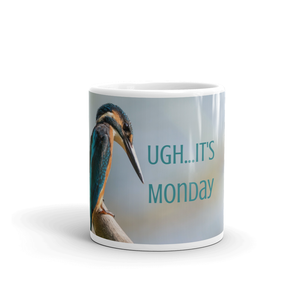 Ugh, It's Monday Mug