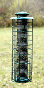Caged Screen Tube Bird Feeder By Woodlink