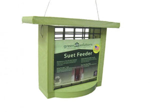 Single Suet Feeder by Green Solutions