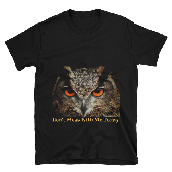 Don't Mess With Me Today T-Shirt