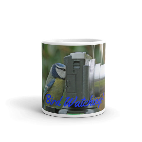 Bird Watching Mug
