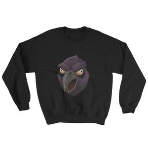 Raven Head Sweatshirt