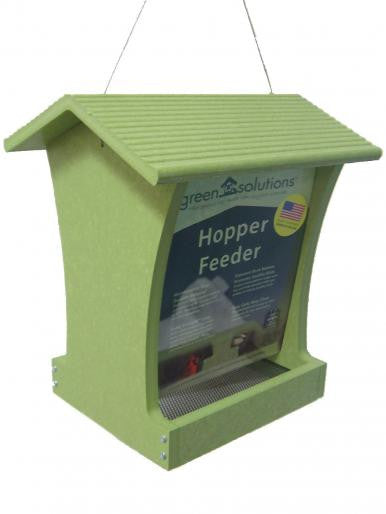 Tall Hopper Feeder