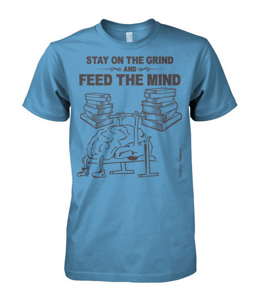 Feed The Mind Tee