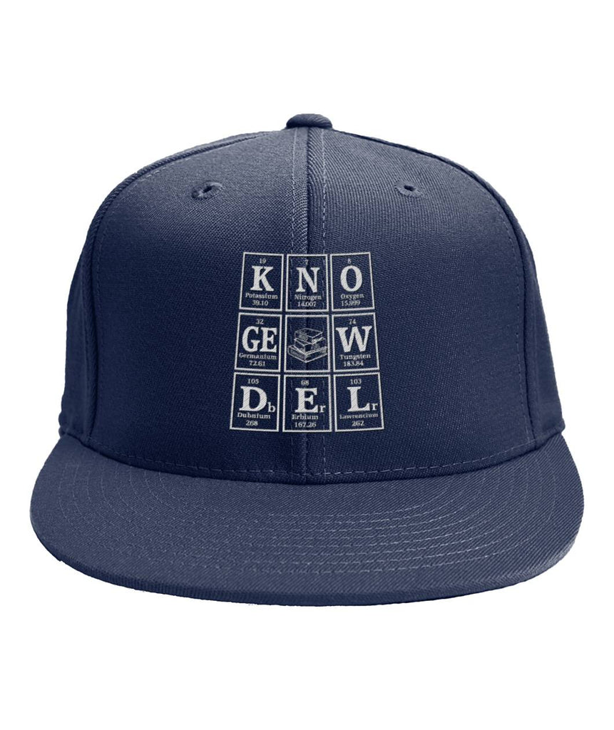 Elements of Knowledge Snapback Hat