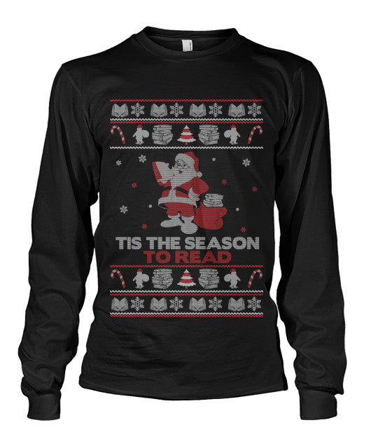 Tis The Season To Read Long Sleeve