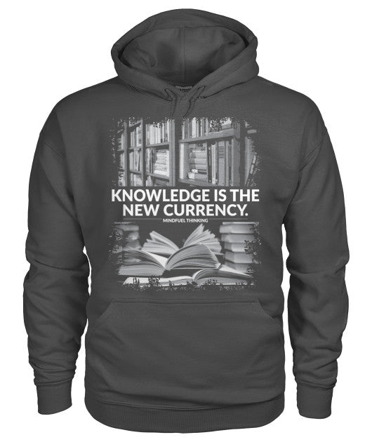 Knowledge Currency Men's Hoodie