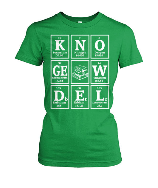 Elements of Knowledge Tee