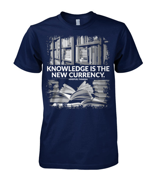 Knowledge Currency Men's Tee